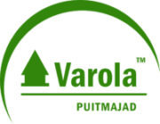 Varola puitmajad Logo
